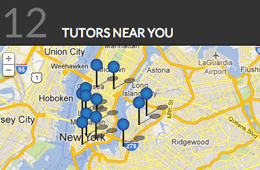 Catchup NYC web and mobile application